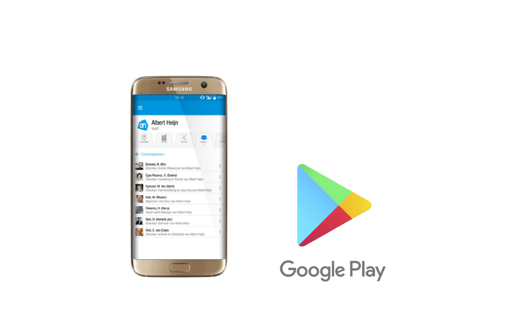oogle Playstore Android App